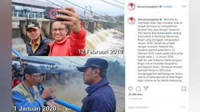 Photo of Pekerja Sosial vs Gerombolan Hoaks di Area Banjir