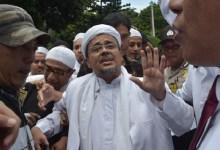 Photo of Menag Soal HRS: Pergi Sendiri, ya Pulang Sendiri