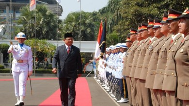 Photo of Menhan Prabowo akan Dirikan Pangkalan Militer di Natuna