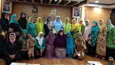 Photo of Dukung RUU Ketahanan Keluarga, Puluhan Ormas Islam Perempuan Datangi Fraksi PKS