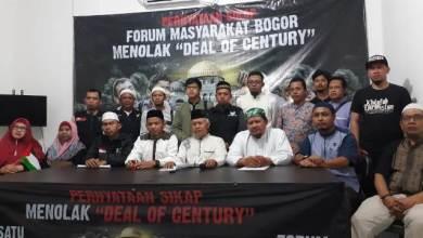Photo of Forum Masyarakat Bogor Keluarkan Enam Sikap Tolak 'Deal of Century'