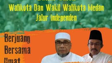Photo of Muncul Kandidat Independen, Pilwalkot Medan Bakal Seru