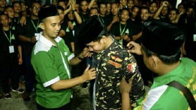 Photo of Gibran Jokowi Diangkat Jadi Anggota Kehormatan Banser Solo