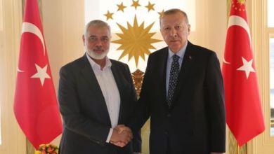 Photo of Ismail Haniyah dan Erdogan: Deal of Century Tidak akan Berhasil
