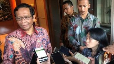 Photo of Bantah akan Hidupkan Penataran P4, Mahfud MD: Itu Informasi Gebleg