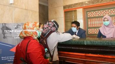 Photo of 604 Perawat dan 34 Dokter Tempati Tiga Hotel Milik Pemprov DKI