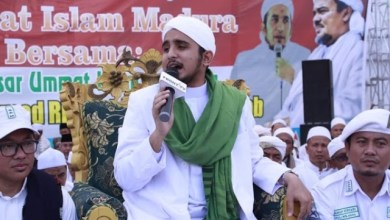 Photo of Habib Hanif Serukan Umat Islam Hadiri Aksi Bela Muslim India