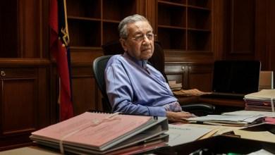 Photo of Mahathir Mohamad Karantina Mandiri