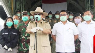 Photo of Lawan COVID-19, Prabowo: Kita Harus Kompak