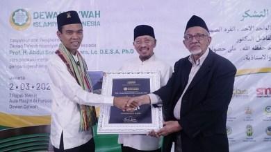 Photo of UAS: Saya Ini Anak Dewan Dakwah