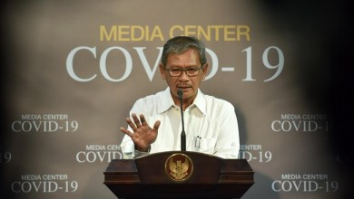 Photo of Jubir Corona: Empat Positif, 23 Orang Suspect COVID-19