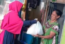 Photo of Bantu Warga Saat Corona, BNC dan MBR Bagikan Ratusan Paket Sembako