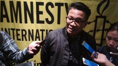 Photo of Amnesty Internasional Kecam Penerapan Pasal Penghinaan Presiden Saat Pandemi