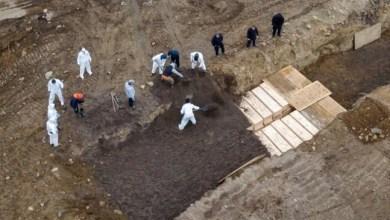 Photo of New York Makamkan Jenazah Korban COVID-19 Secara Massal