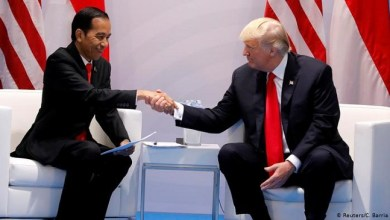 Photo of Jokowi Minta Ventilator ke Donald Trump?