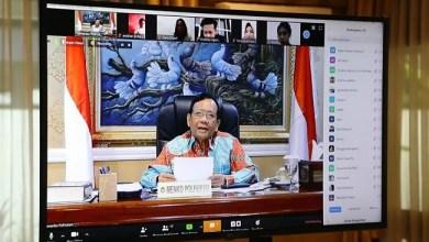Photo of Mahfud Klaim Sejak Awal Pemerintah Serius Tangani Corona