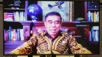 Photo of Menteri Agama Fachrul Razi Positif COVID-19