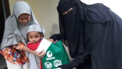 Photo of Gandeng MBR dan BNC, AKBAR Kembali Salurkan Bantuan untuk Anak Yatim