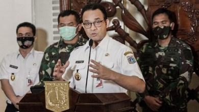 Photo of Gubernur Anies: 50 Persen Tunjangan ASN untuk Penanganan COVID-19