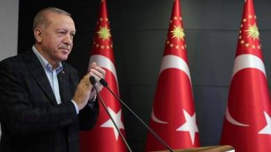Photo of Presiden Erdogan: Tak Ada yang Bisa Merebut Tanah Palestina