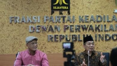 Photo of Fraksi PKS Sendirian Tolak Perppu Corona, Ini Alasannya