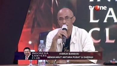 Photo of Kritik Geisz ke Pemerintah Pusat: Seperti Oposisi ke Pemprov DKI