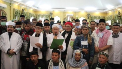 Photo of Aliansi Umat Islam Bogor Desak Penggagas RUU HIP Diusut Tuntas