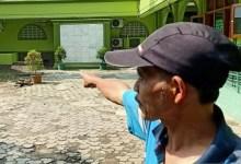 Photo of Oknum Tak Dikenal Semprot Masjid di Ciracas Jaktim dengan Air Keras