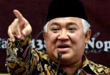 Photo of Din Syamsuddin: Pemimpin Tidak Adil, Minim Ilmu dan Kemampuan Itu Bisa Dimakzulkan