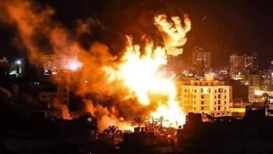 Photo of Israel Lancarkan Serangan Udara ke Sejumlah Lokasi di Gaza