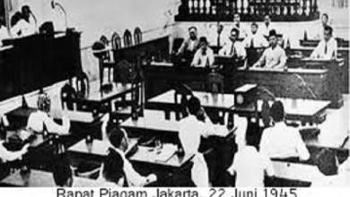 Photo of Kesaktian Piagam Jakarta