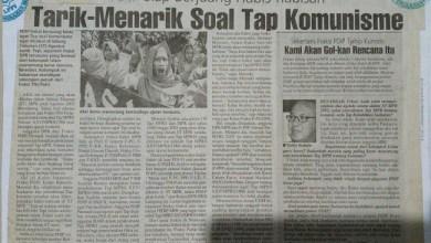 Photo of Jangan Lupa, PDIP Pernah Berjuang Habis-habisan agar TAP MPRS Larangan PKI Dicabut