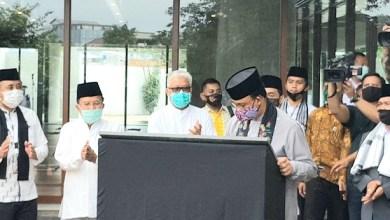 Photo of Gubernur Anies Resmikan Masjid Amir Hamzah TIM