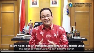 Photo of Penjelasan Anies tentang 'Reklamasi' Ancol:  Untuk Lindungi Warga Jakarta dari Bencana Banjir