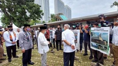 Photo of Masjid Amir Hamzah: Dibongkar Jokowi, Dibangun Djarot, Hingga Direvitalisasi Anies