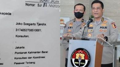 Photo of Jangan Alihkan Kesalahan Polri ke Surat Jalan Djoko Tjandra