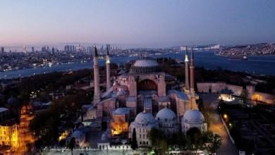 Photo of Negara Asing Ikut Campur Tangan Soal Hagia Sopia, Erdogan: Kami Melindungi Hak-hak Muslim Negara Ini!