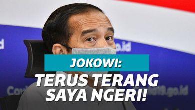 Photo of Presiden Jokowi Memang Harus Ngeri!