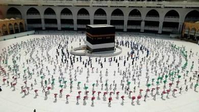 Photo of Saudi Arabia: Jamaah Haji dalam Kondisi Baik, Tak Ada Tanda Infeksi Covid-19