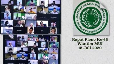 Photo of Enam Taujihat Wantim MUI: Soal RUU HIP, RUU Omnibus Law, Pendidikan Agama Hingga Isu Radikalisme