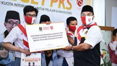 Photo of PKS Luncurkan Program Kuota Internet untuk Pelajar dan Mahasiswa