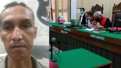 Photo of Robek dan Buang Mushaf Al-Qur'an ke Jalanan, Doni Irawan Divonis Tiga Tahun Penjara
