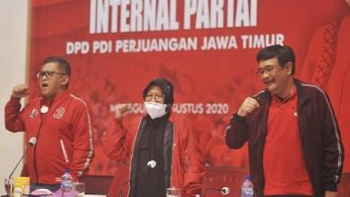 Photo of PDIP Belum Juga Putuskan Cawalkot Surabaya, Ada Perselisihan Antara Risma Vs Hasto?