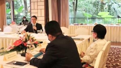 Photo of Bersama Erick Thohir, Menlu Retno Temui Tiga Produsen Vaksin COVID-19 di China