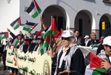 Photo of Aksi Tolak Normalisasi dengan Israel Digelar di Maroko