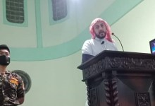 Photo of Syekh Ali Jaber dan Konten Ceramahnya