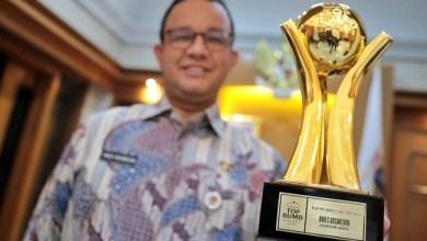 Photo of Empat BUMD DKI Jakarta Raih Top BUMD Award 2020, Anies Raih Top Pembina BUMD 2020