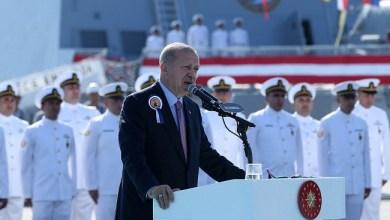 Photo of Erdogan Kenang Pertempuran Laut Turki Utsmani Lawan Koalisi Bentukan Paus