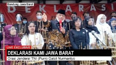 Photo of Deklarasi KAMI di Bandung Dilarang, Gatot Nurmantyo: Saya Tersenyum 100 Kali
