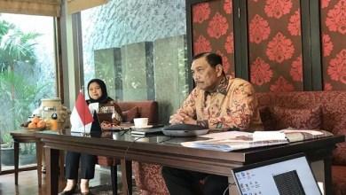Photo of Jubir Luhut Klaim Kasus Corona di Delapan Provinsi Melandai